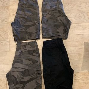 Wrangler shorts LOT SIZE 38